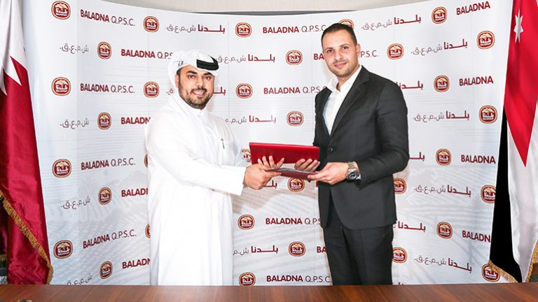 Baladna opens a new production line of cheeses for desserts